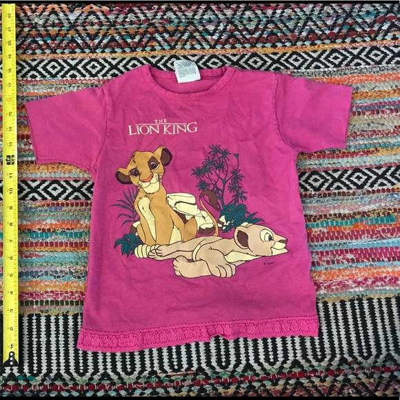 91c772e71c98 Disney Shirts & Tops | Vintage Lion King T Shirt | Poshmark
